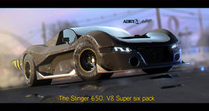 Stinger 650 [front] by Adry53