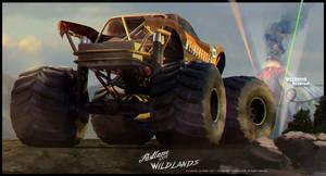 [Fastlane City] - Wildlands by Adry53