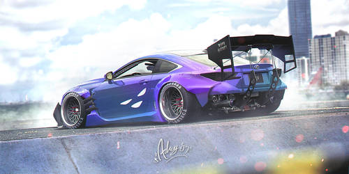 Blackpantha's RCF by Adry53