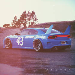 Charger Daytona by Adry53