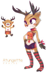 Atungette by Adry53
