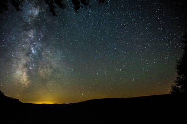 Milky Way - August 2016 by kyleshikes