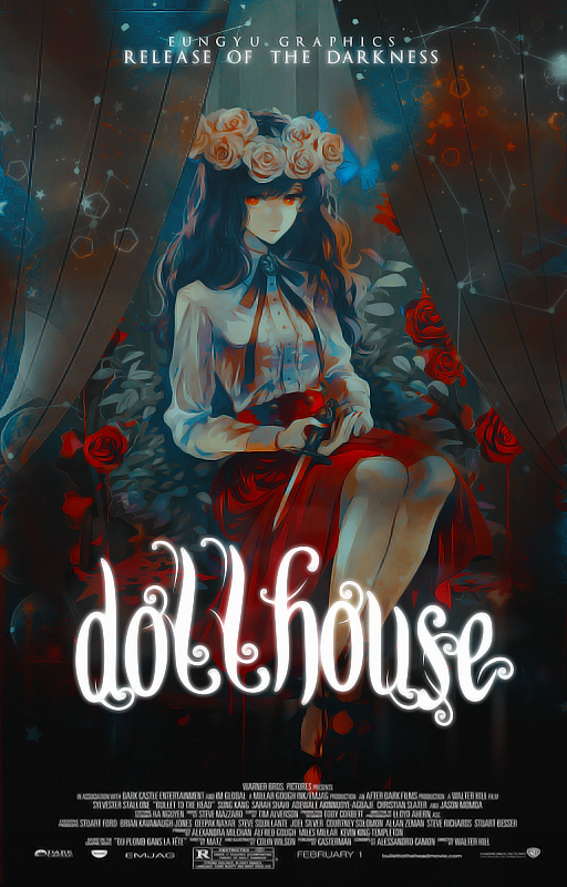 Dollhouse Movie Poster By Eungyu On Deviantart
