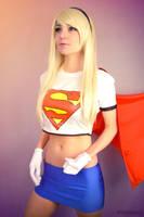 Supergirl by WhiteSpringPro
