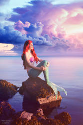 Ariel Cosplay by WhiteSpringPro