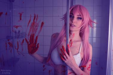 Yuno Gasai Cosplay by WhiteSpringPro