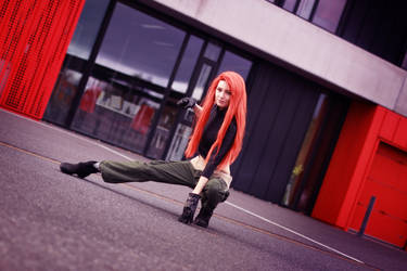 Kim Possible Cosplay by WhiteSpringPro