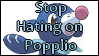 Pro- Popplio Stamp by AmetrineDragon