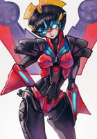 Windblade by maon0210