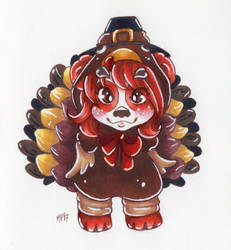 Thanksgiving by monniponi