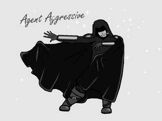 Agent Aggressive by kiarasa