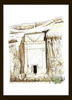 Mada'in Saleh by PetaloMaM