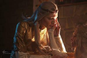 Long night of Nargothrond by Fealin-Meril