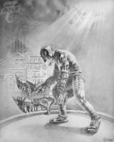 God of War by Stygma7