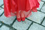 red shoes by shondrag