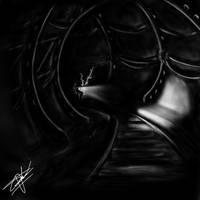 Metro 2033 by hunveesketch