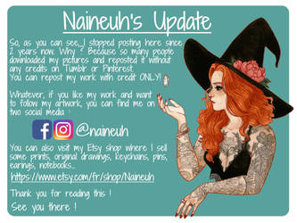 Personal update by Naineuh
