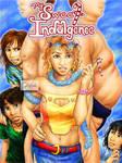 My Sweet Indulgence-mock cover by genaminna