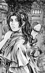 Karina- Into the Night by genaminna