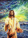 Jesus-- Come and join me by genaminna