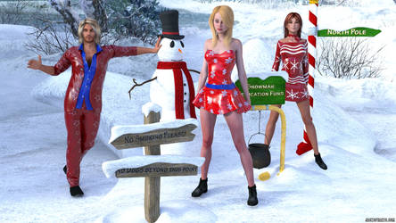 Jack's Christmas by MedronPryde