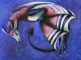 Epic Beast by achromacat