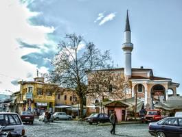 The Village Square. by bigzoso