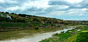 Dicle River,Diyarbakir 2. by bigzoso