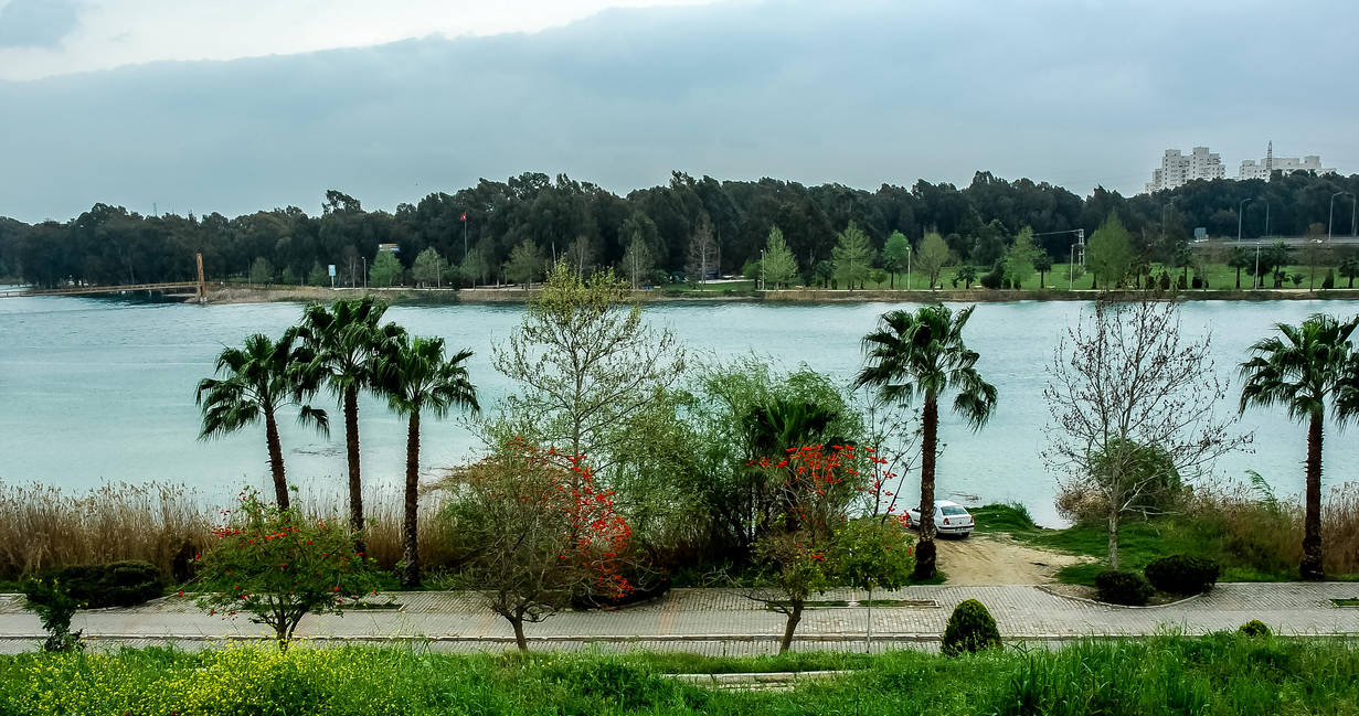 Seyhan River,Adana 3. by bigzoso