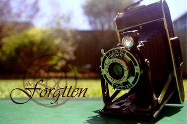 DA ID Antique Camera by TheForgtten