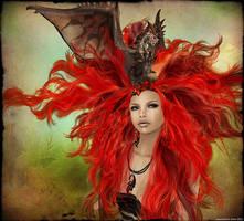 You Ignite My Fire by wiseSandalwood