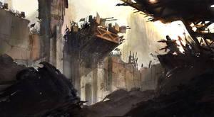 Siege by genericrog