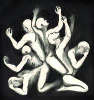 Agony by xlphs