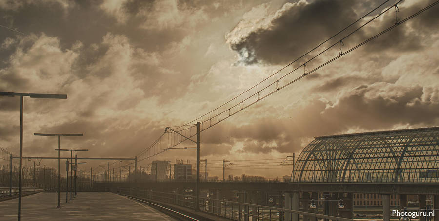 Trainstation by Guidonr1