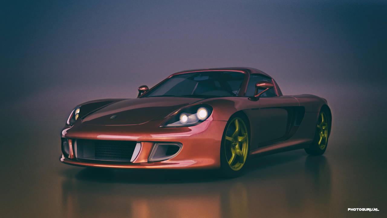 Porsche Carrera GT by Guidonr1