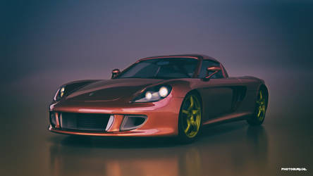 Porsche Carrera GT by Guidonr1