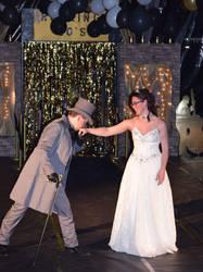 Mr. and Mrs. Coalton Seale by KellySeale