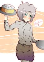 Chef Gokudera by hatos