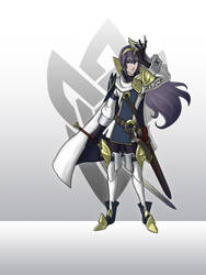 Order of Heroes Lucina by Mr-Greeley