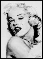 marylin monroe by stupidsheep