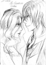 Esme and Carlisle Cullen by Albi777