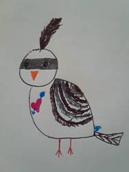 Sparrow by nelehjr