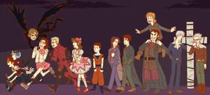 Halloween 2011 by whitekitestrings