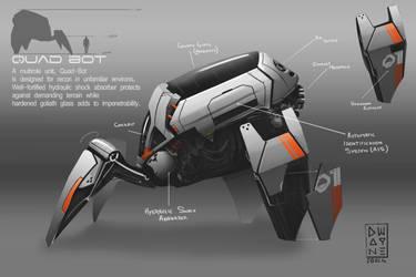 Quadbot1 by dwayned3