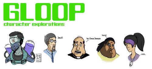GLOOP by dwayned3