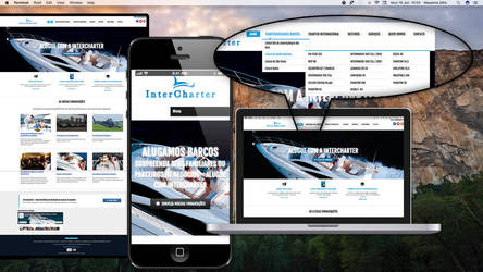 Responsive-WebDesign-Website-INTC by lizardhr