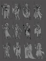 invoker shaman variations by tealover007