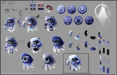 Unit Concepts by tealover007