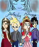 Perfectly Arranged Story Cover by AGirlFromDistrict3
