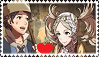 Donnel X Lissa Stamp by AGirlFromDistrict3